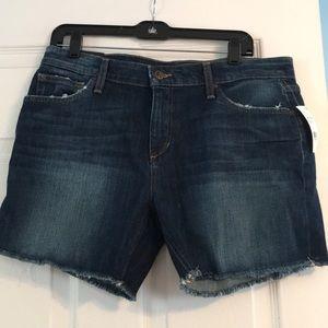 NWT Joe's Jean shorts